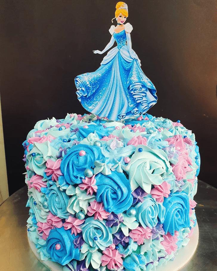 Magnificent Cinderella Cake