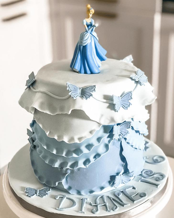 Nice Cinderella Cake