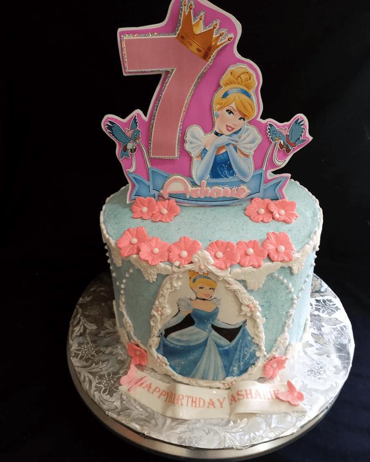 Ravishing Cinderella Cake
