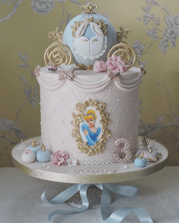 Splendid Cinderella Cake