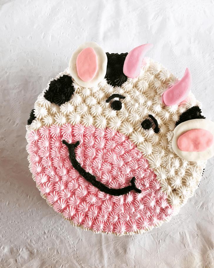 Divine Cow Cake