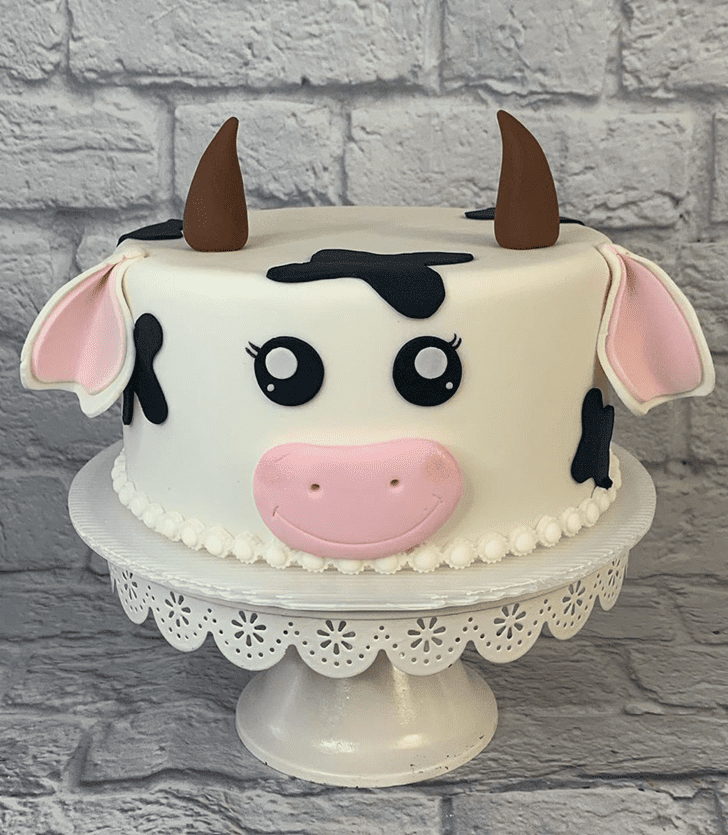 Magnificent Cow Cake