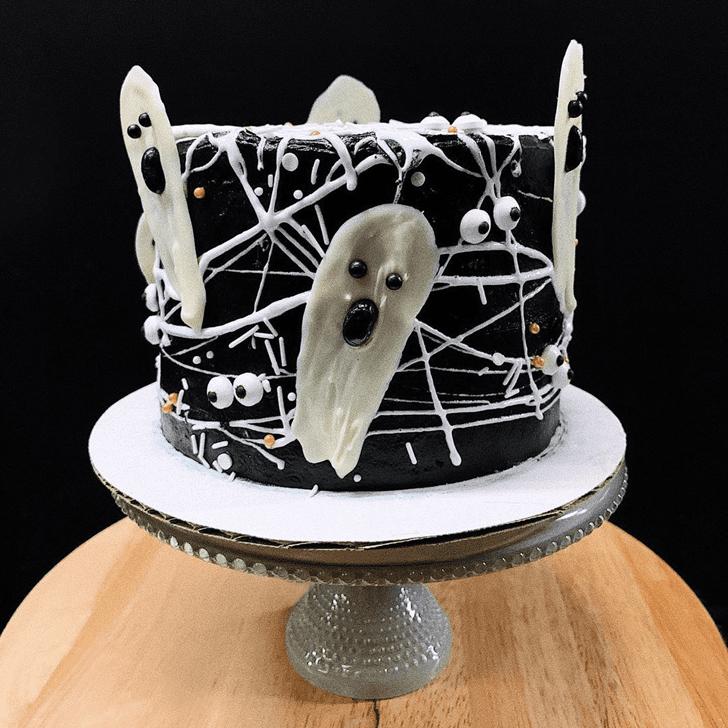 Ideal Creepy Cake