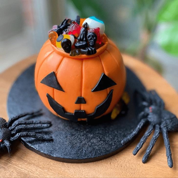 Refined Creepy Cake