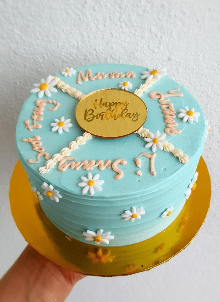 Fair Daisy Cake