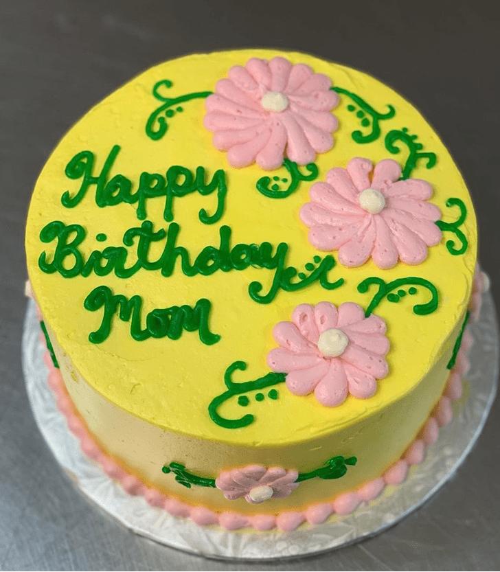 Superb Daisy Cake