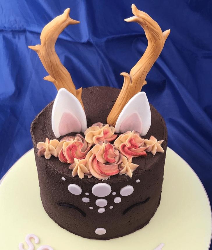 Grand Deer Cake