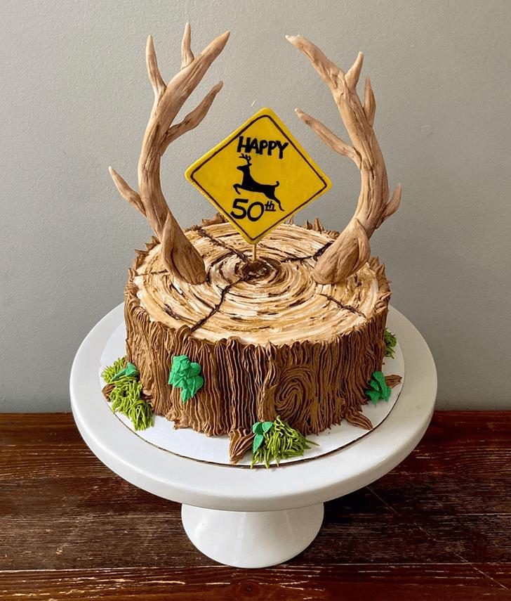 Splendid Deer Cake