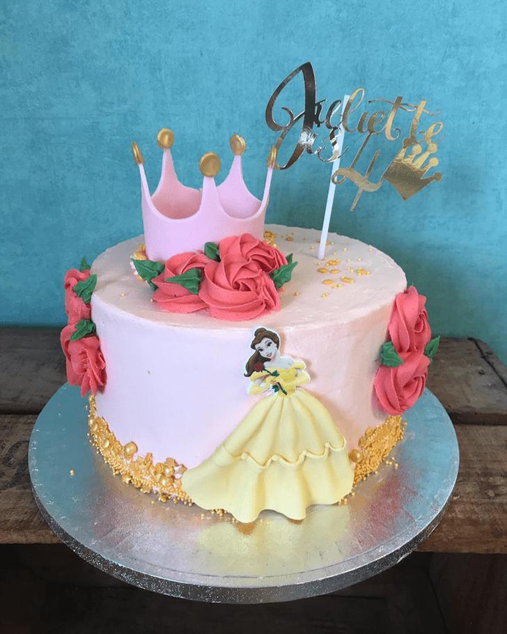 Grand Disneys Belle Cake
