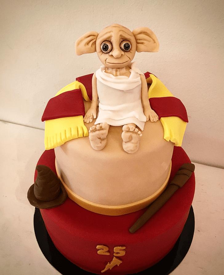 Adorable Dobby Cake