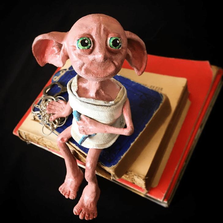 Divine Dobby Cake