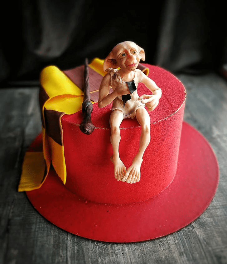 Elegant Dobby Cake