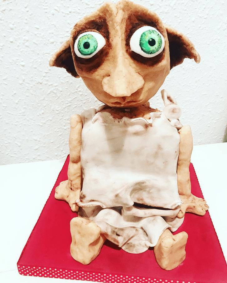 Enticing Dobby Cake