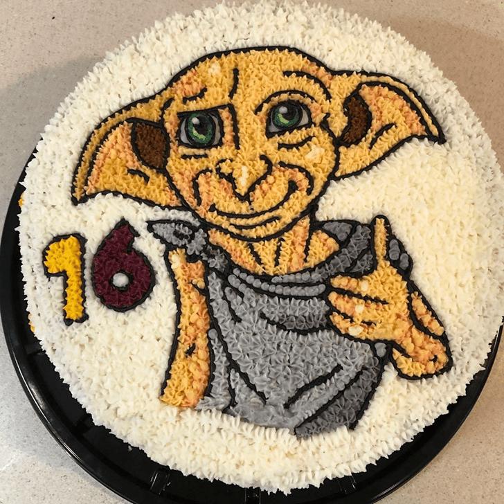 Excellent Dobby Cake