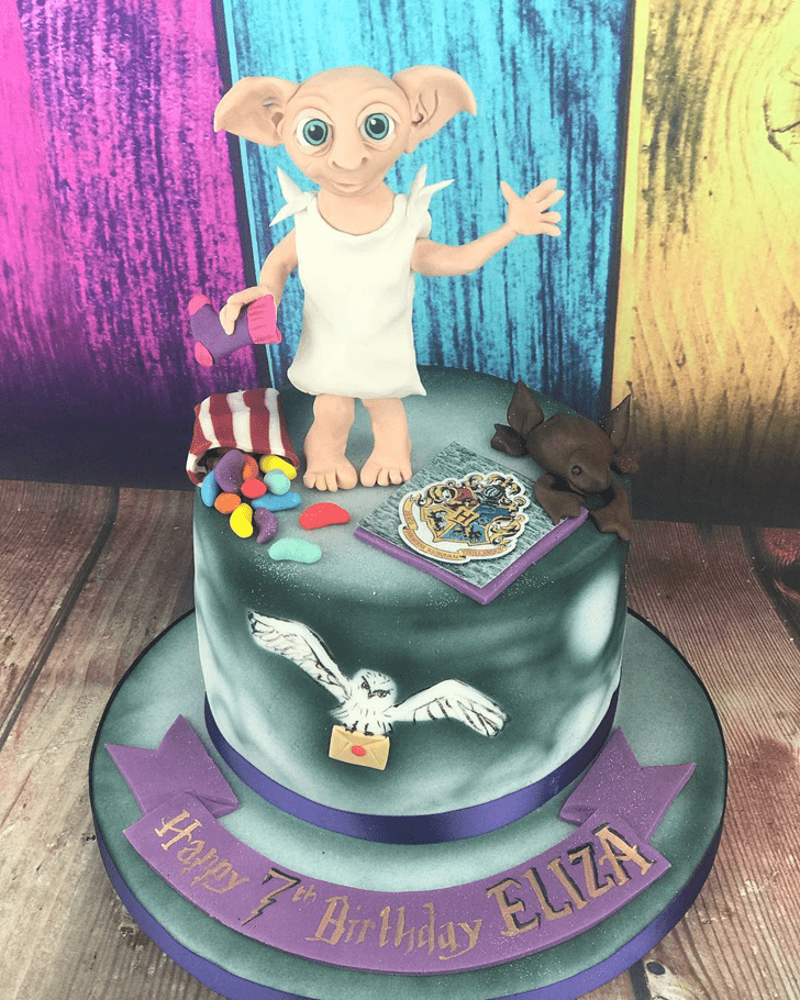Fascinating Dobby Cake