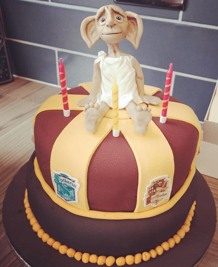 Fetching Dobby Cake