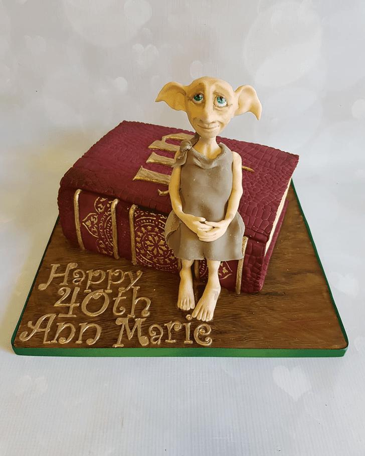 Inviting Dobby Cake