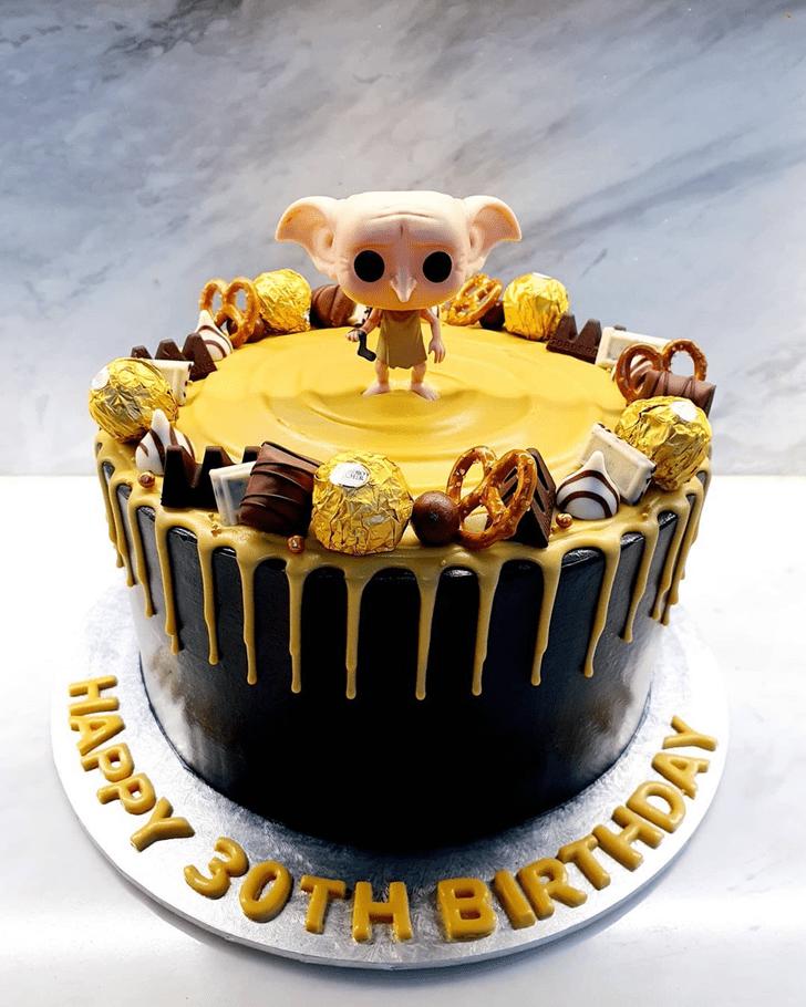 Marvelous Dobby Cake