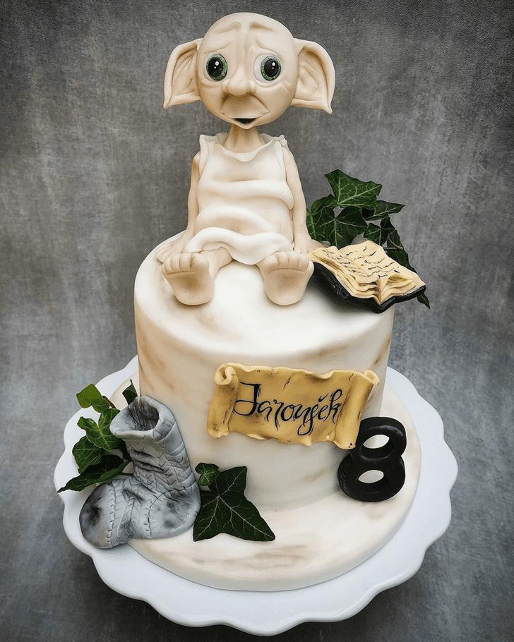 Radiant Dobby Cake