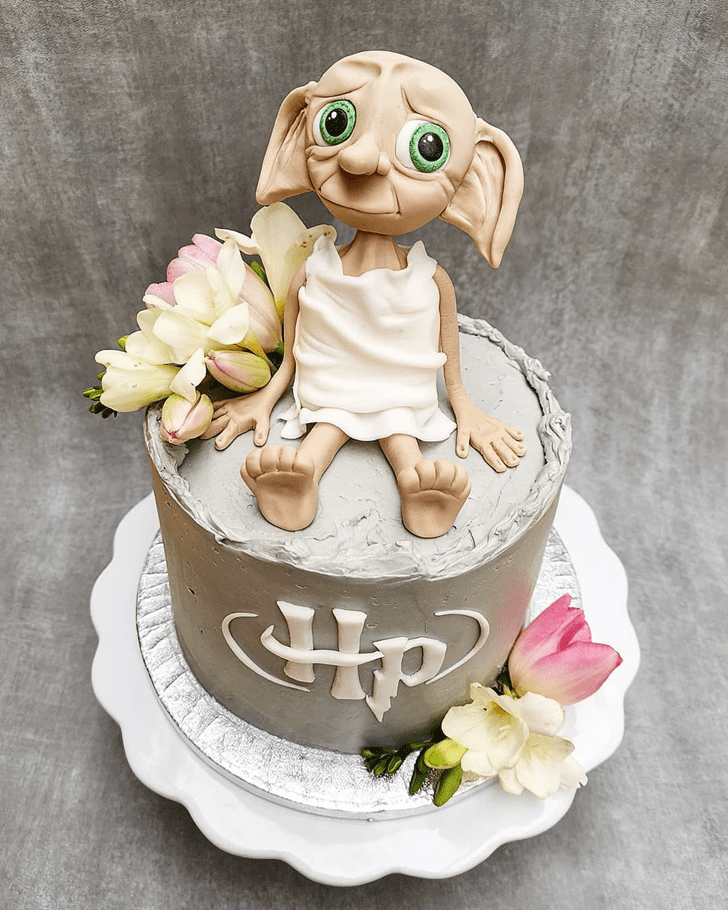 Refined Dobby Cake