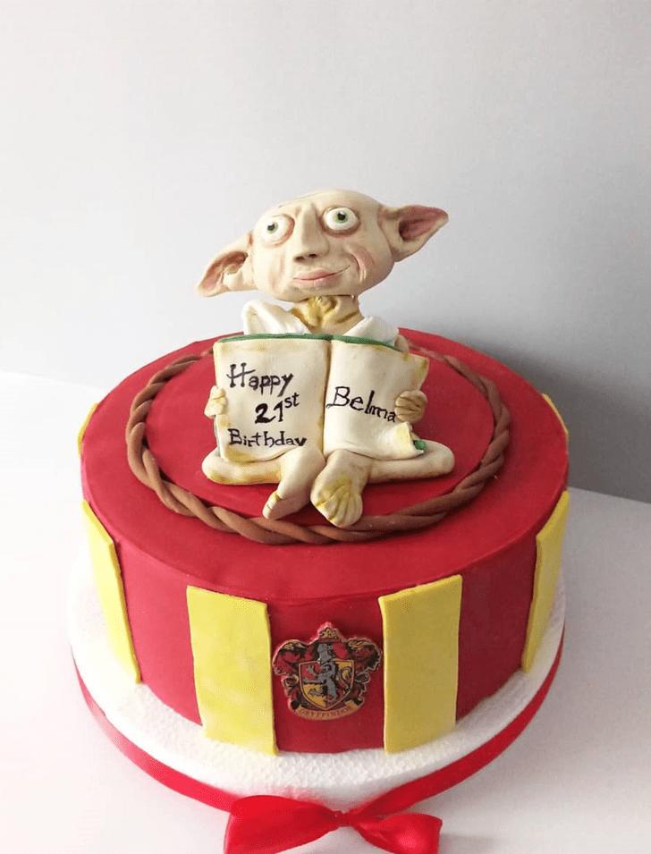 Resplendent Dobby Cake