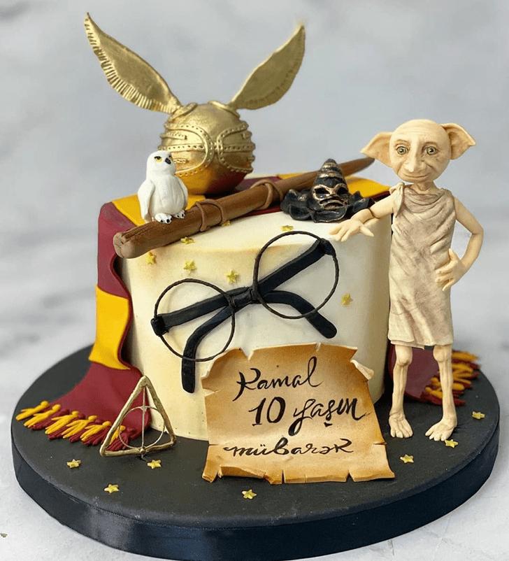 Stunning Dobby Cake