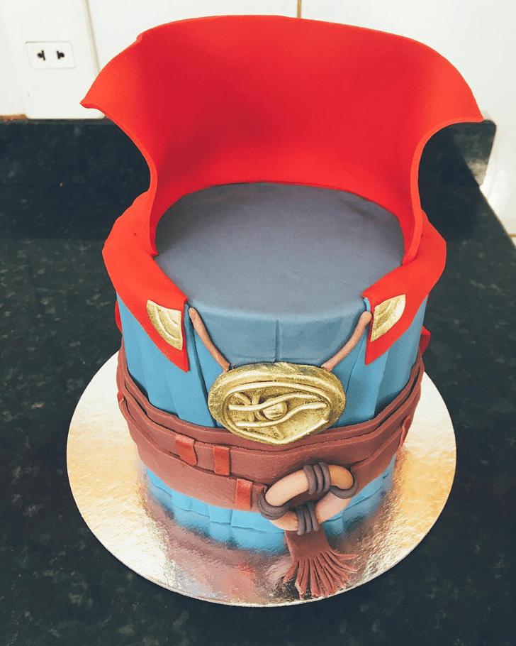 Alluring Doctor Strange Cake