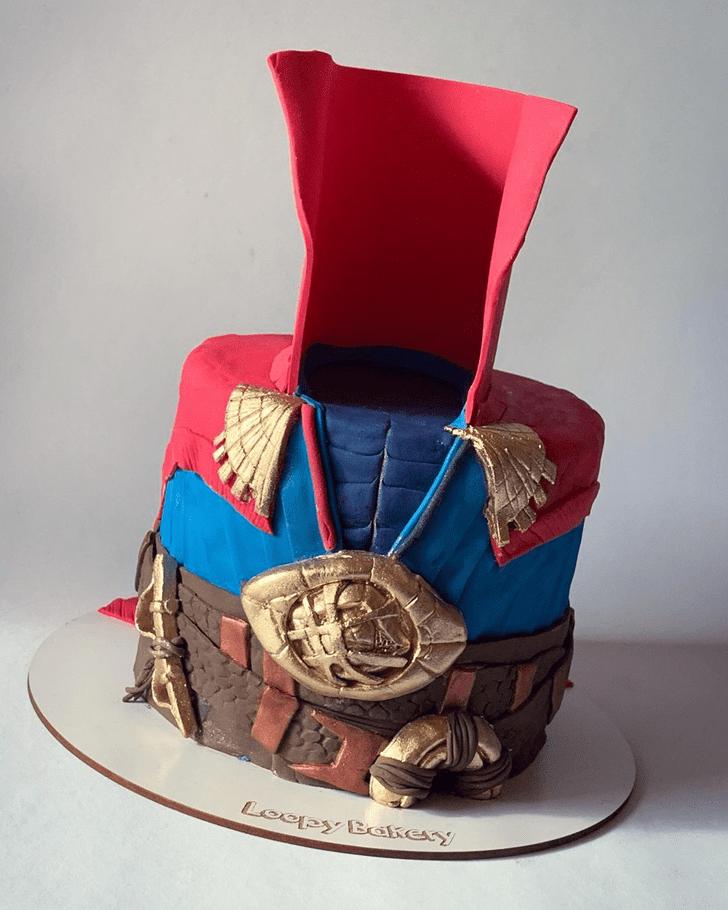 Beauteous Doctor Strange Cake