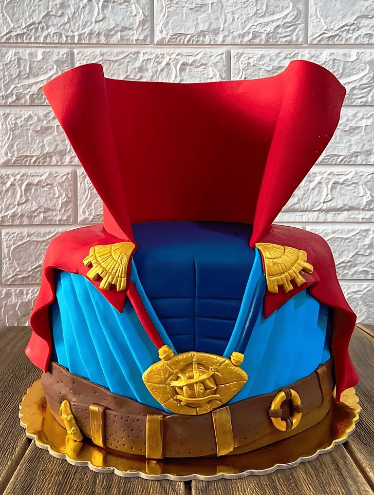 Charming Doctor Strange Cake