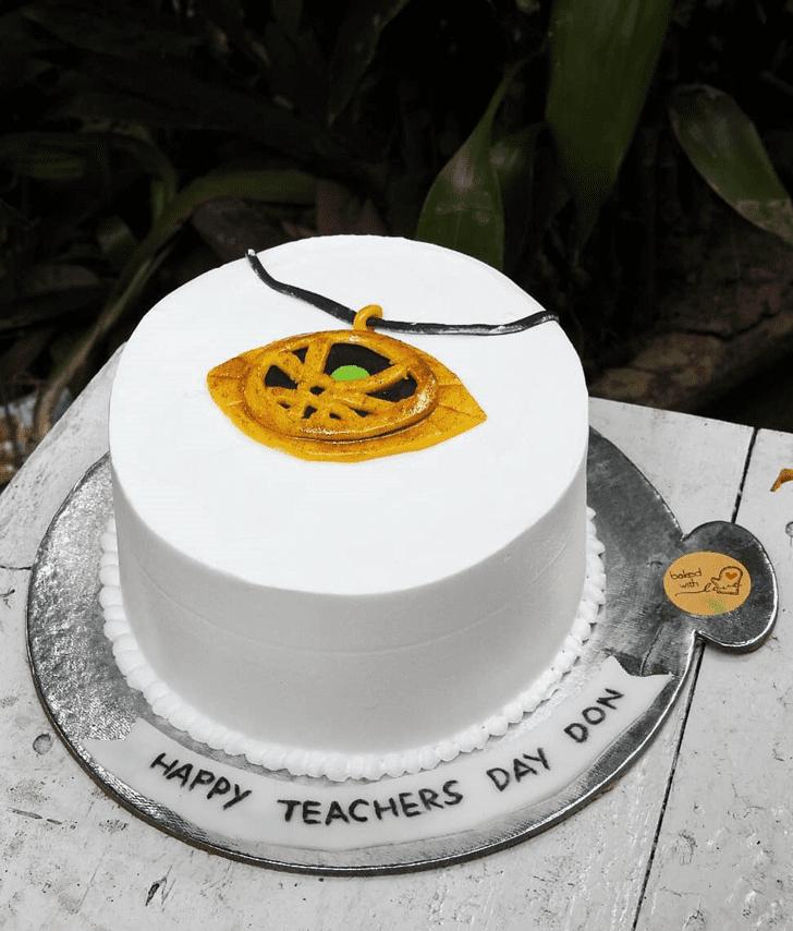 Dazzling Doctor Strange Cake