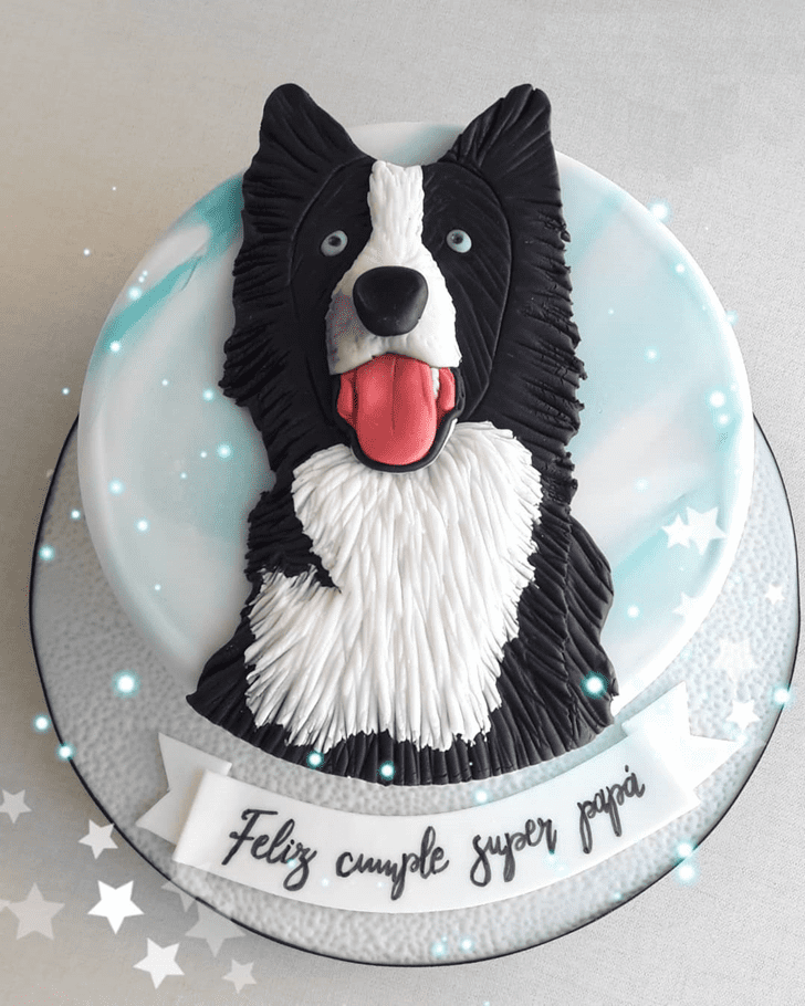 Admirable Dog Cake Design