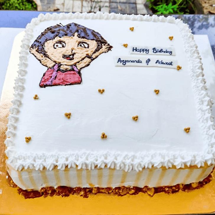 Beauteous Dora Cake
