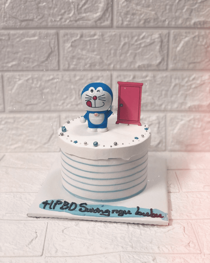 Enthralling Doraemon Cake