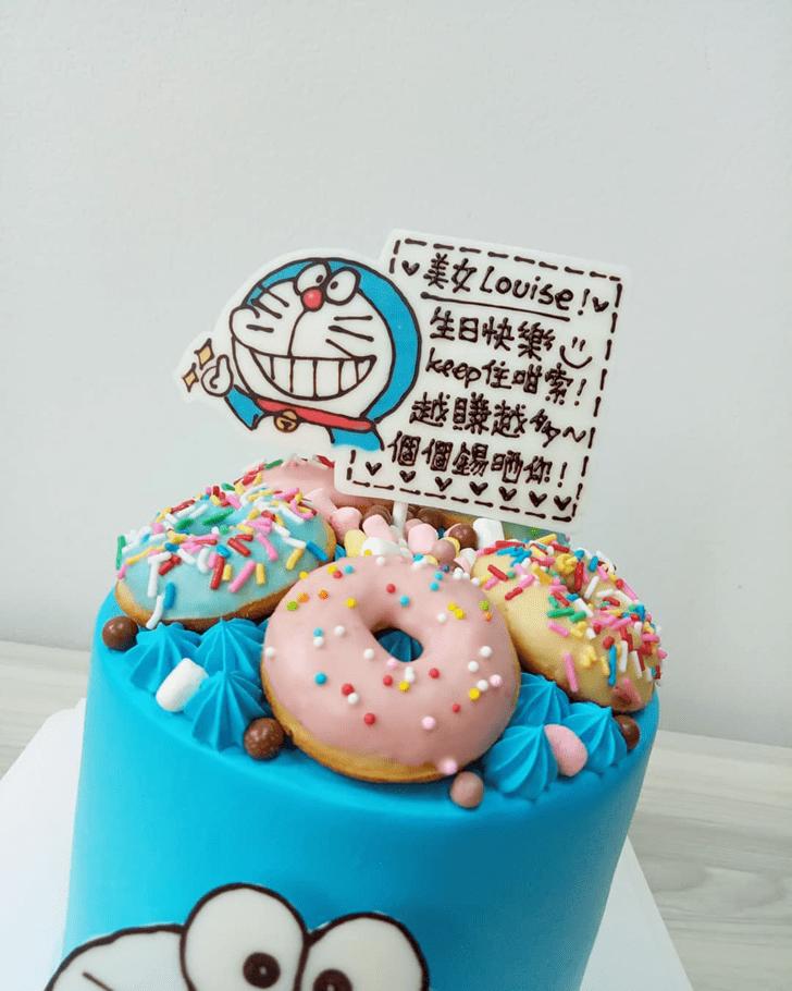Grand Doraemon Cake