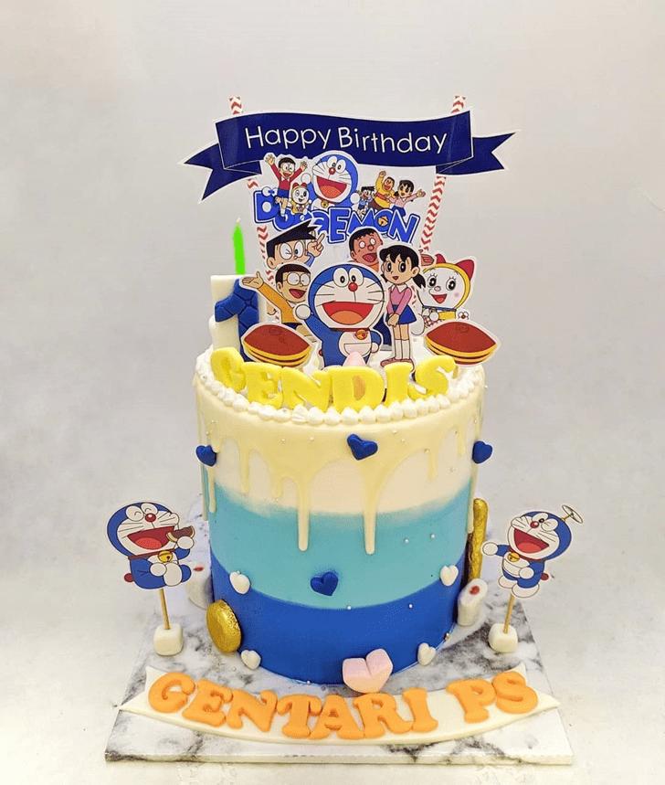 Magnificent Doraemon Cake