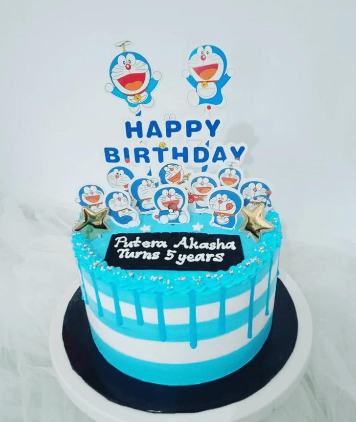Ravishing Doraemon Cake