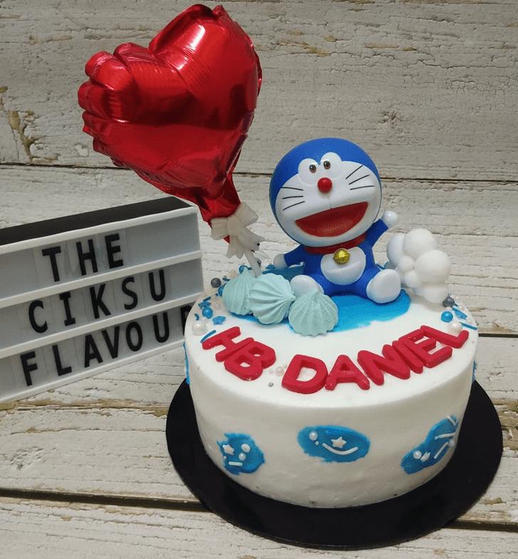 Splendid Doraemon Cake