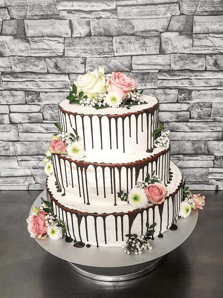 Marvelous Drip Cake