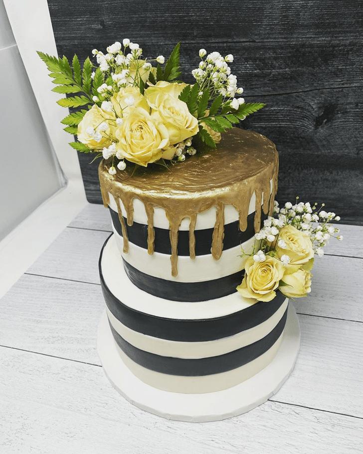 Cute Drip Cake