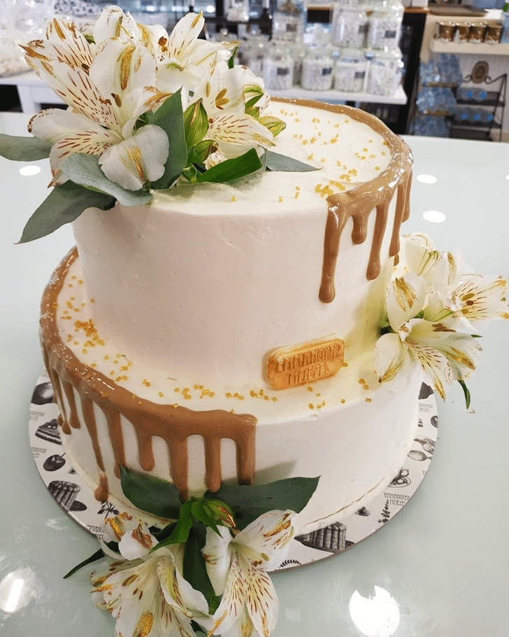 Fascinating Drip Cake