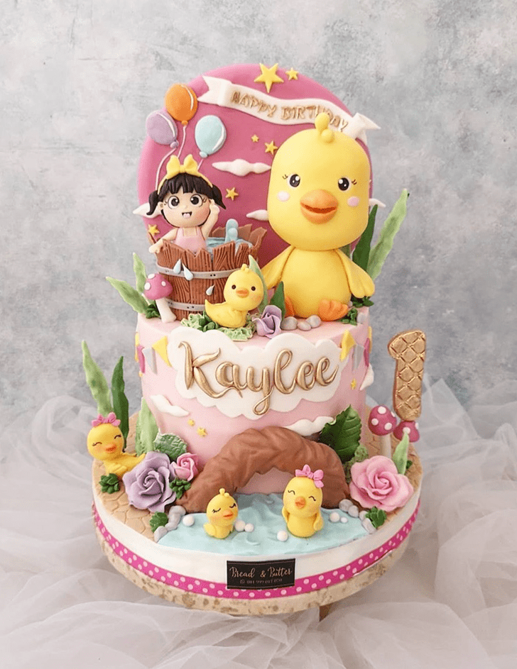 Beauteous Duck Cake
