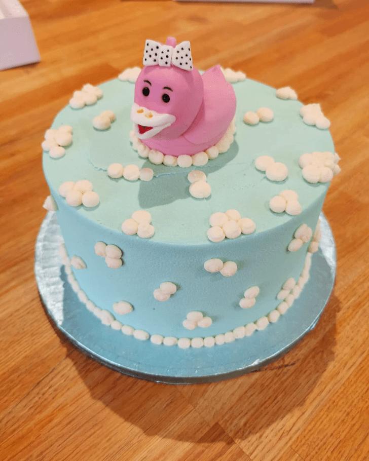 Exquisite Duck Cake