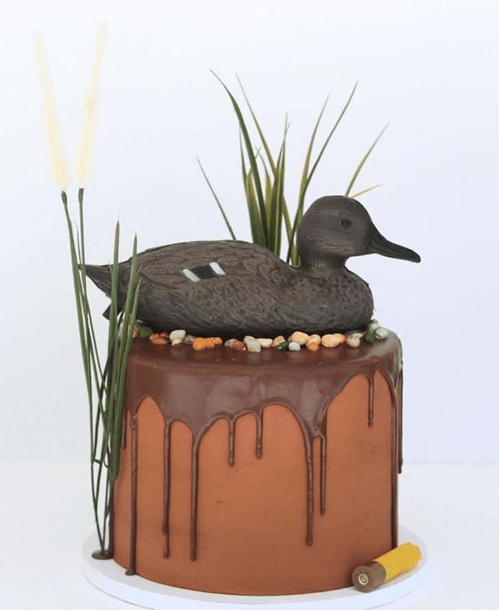 Fascinating Duck Cake