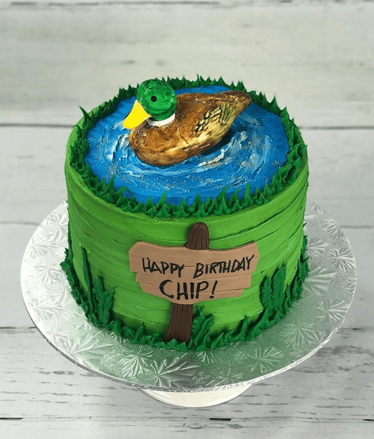 Nice Duck Cake