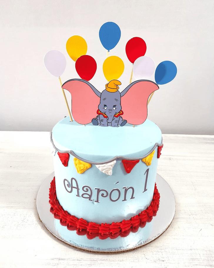 Captivating Dumbo Cake