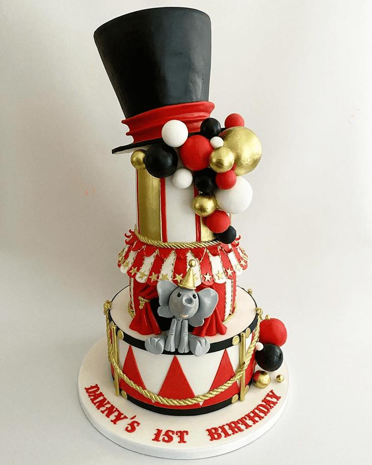 Cute Dumbo Cake