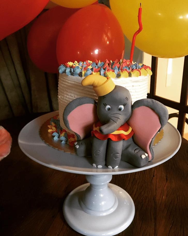 Delightful Dumbo Cake