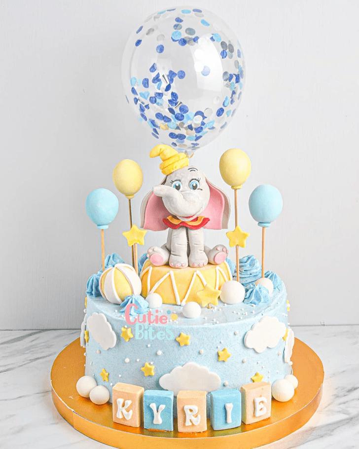 Divine Dumbo Cake