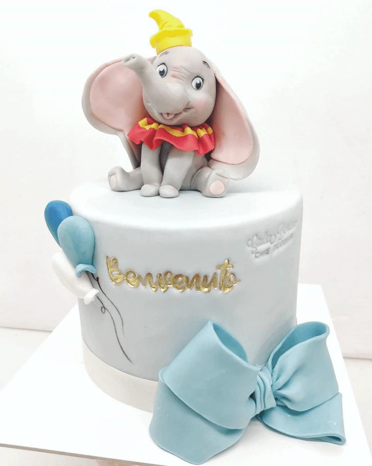 Excellent Dumbo Cake