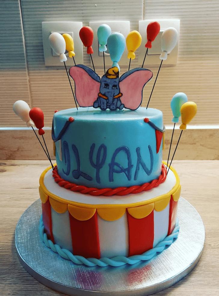 Good Looking Dumbo Cake